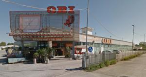 impermeabilizzazioni e isolamento termico copertura OBI Pesaro